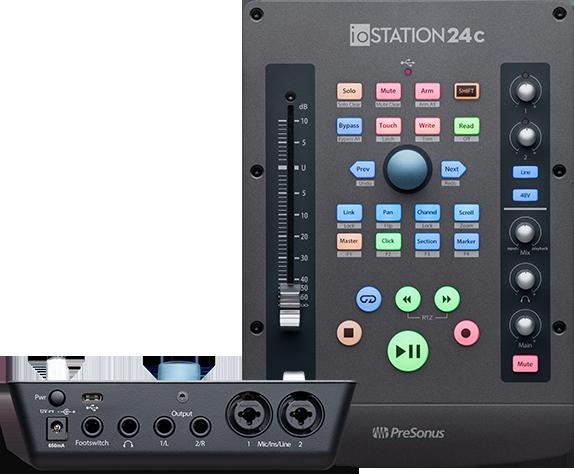 PreSonus - ioStation 24c