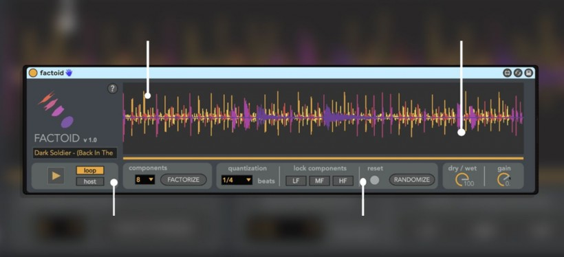 Isotonik Studios 发布基于机器学习的 M4L 工具,Factoid 帮你在 Live 中自动生成音乐变化