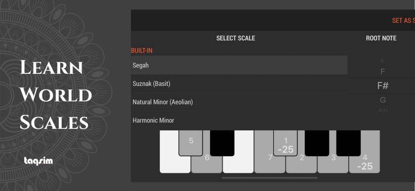 iPhone 上的世界民乐音源 World Synth 合成器发布