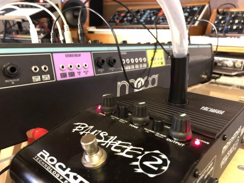 干货:如何用一台 Moog Matriarch 模拟合成器完成一首 Disco 曲