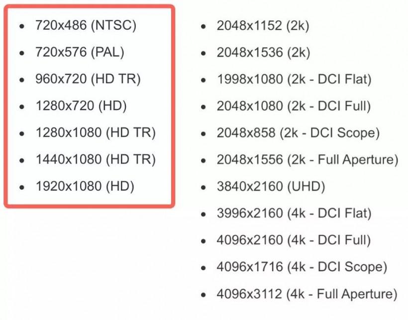 Pro Tools 中视频导入相关推荐设置