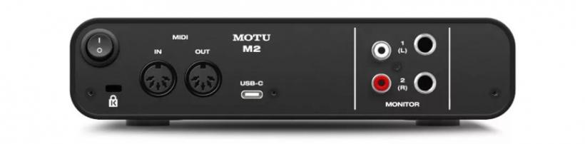 MOTU M2 / M4 声卡完整中文版说明书发布