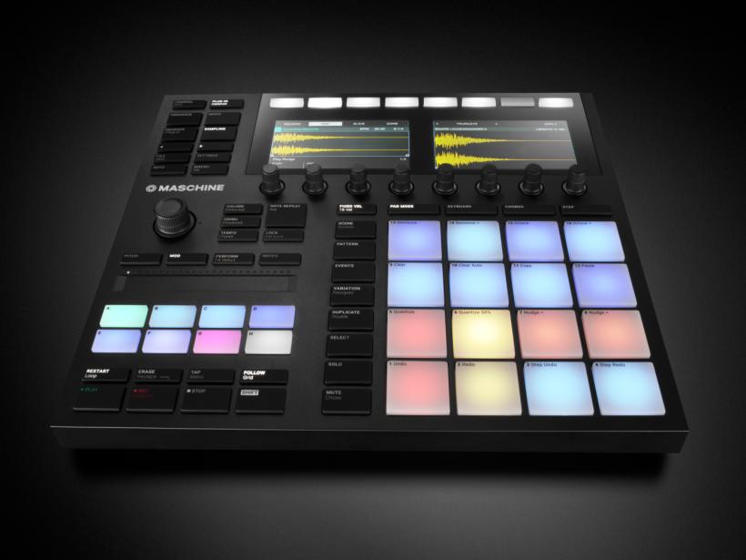 Native Instruments 即将发布 Maschine 2.1 版本更新,让创作更加自由