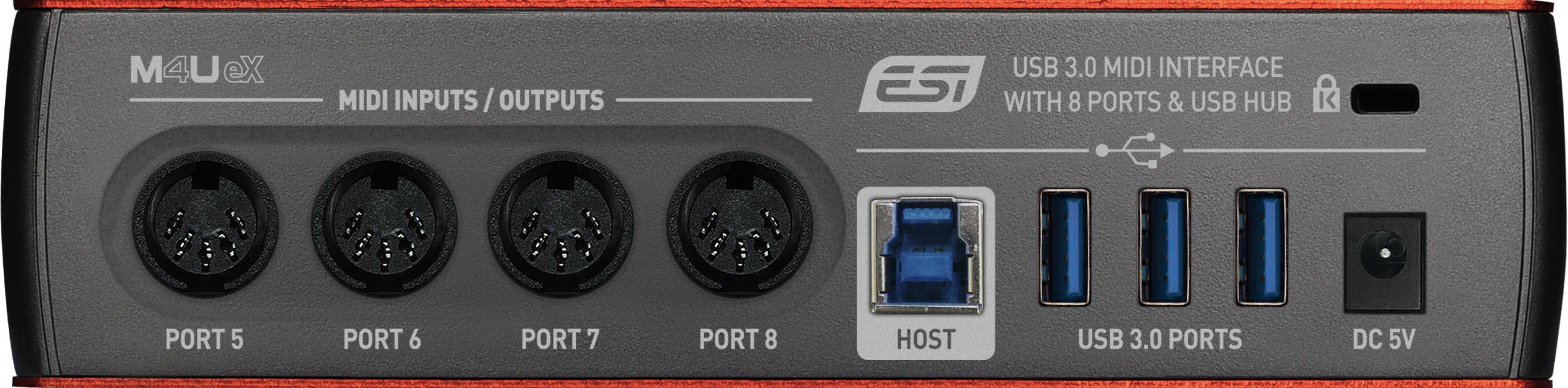 ESI - M4U eX