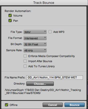 分轨整理指南:从录音棚到混音室