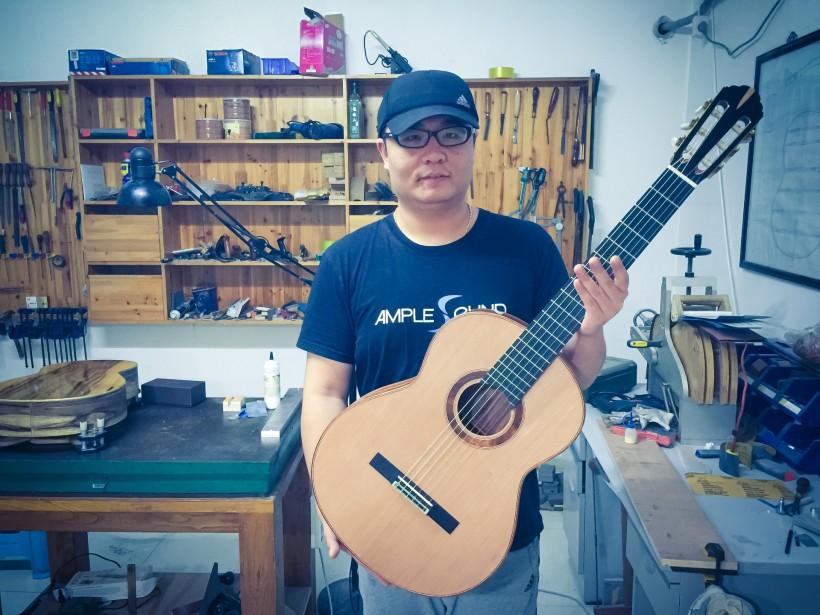 国人的骄傲――虚拟乐器插件制造商 Ample Sound 创始人康健专访