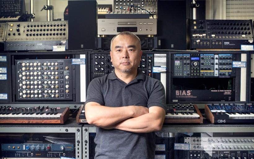东京合成器天堂 Five G 创始人访谈:追求与爱机的邂逅