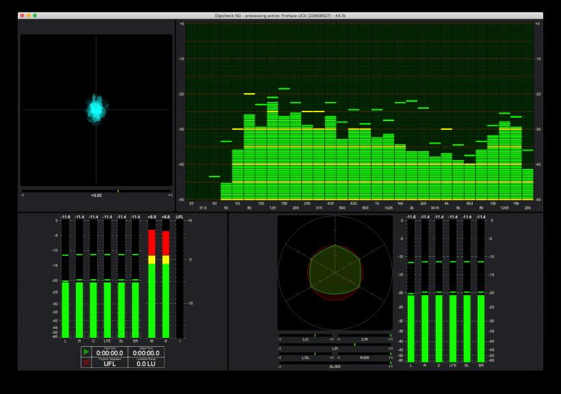RME 次时代的 DIGICheck 音频测量软件 DIGICheck NG 开始公测,免费下载