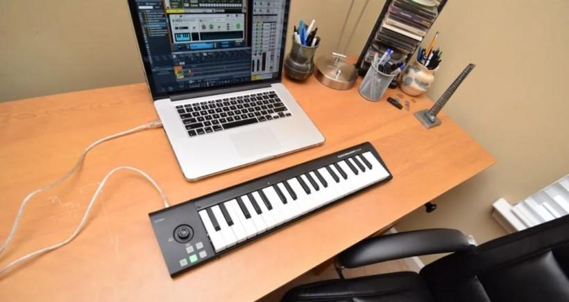 iCON iKeyboard 4mini 简约时尚:一款能让文青心动的编曲好物才 599 元?