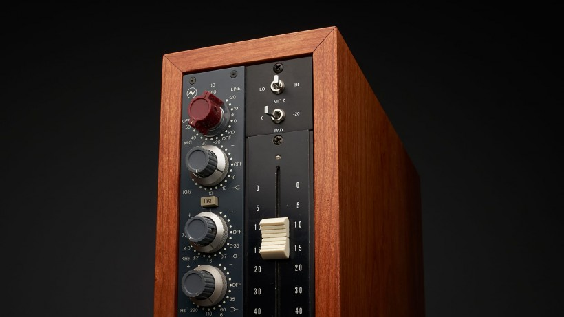 Universal Audio 发布 UAD v9.12升级,带来顶级建模插件 Neve 1084 Preamp & E