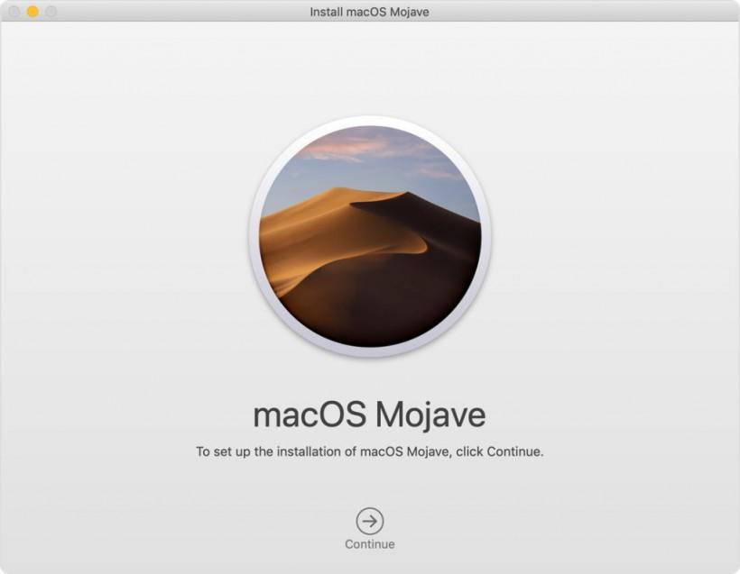 为了用 Logic Pro X 10.5 而只升级到 Mojave 而不升级到 Catalina?你可以做到的