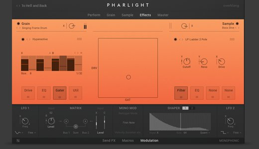 Native Instruments - PHARLIGHT
