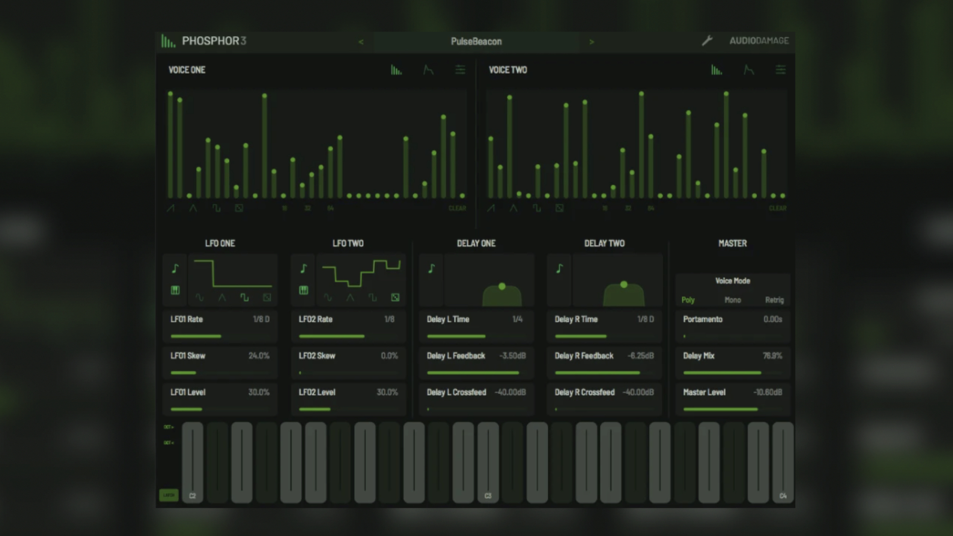Audio Damage - Phosphor