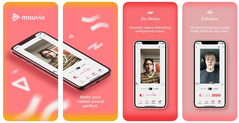N/A - Mauvio for iOS
