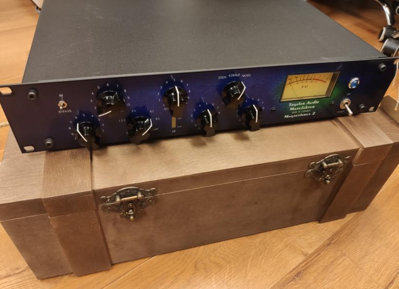 瞬态大师――Tegeler Audio Magnetismus 2 VCA 总线压缩器评测