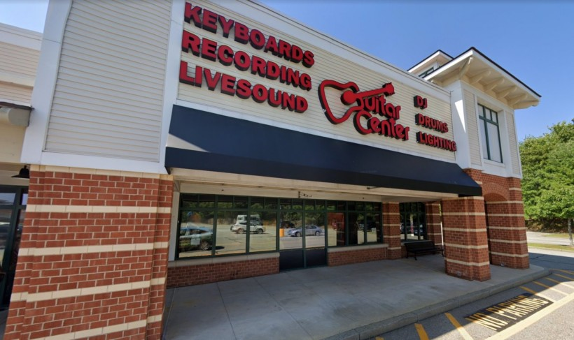 悲报:Guitar Center 还是宣布了破产计划