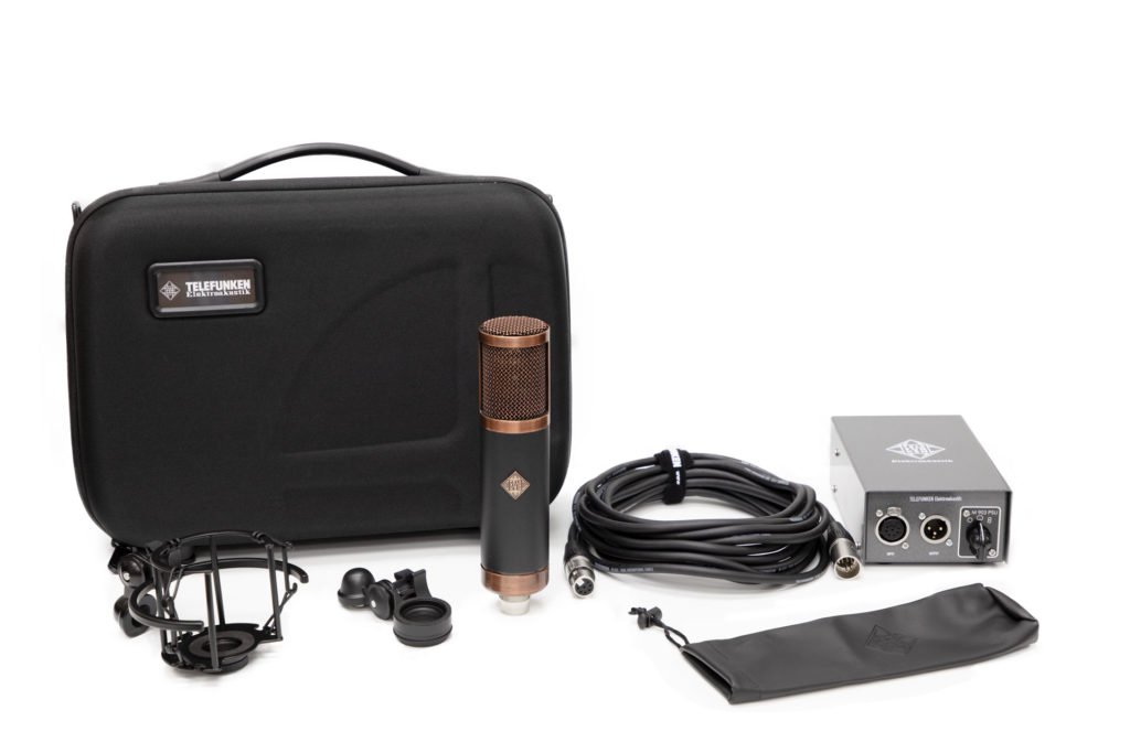 Telefunken Elektroakustik - TF39 Copperhead Deluxe