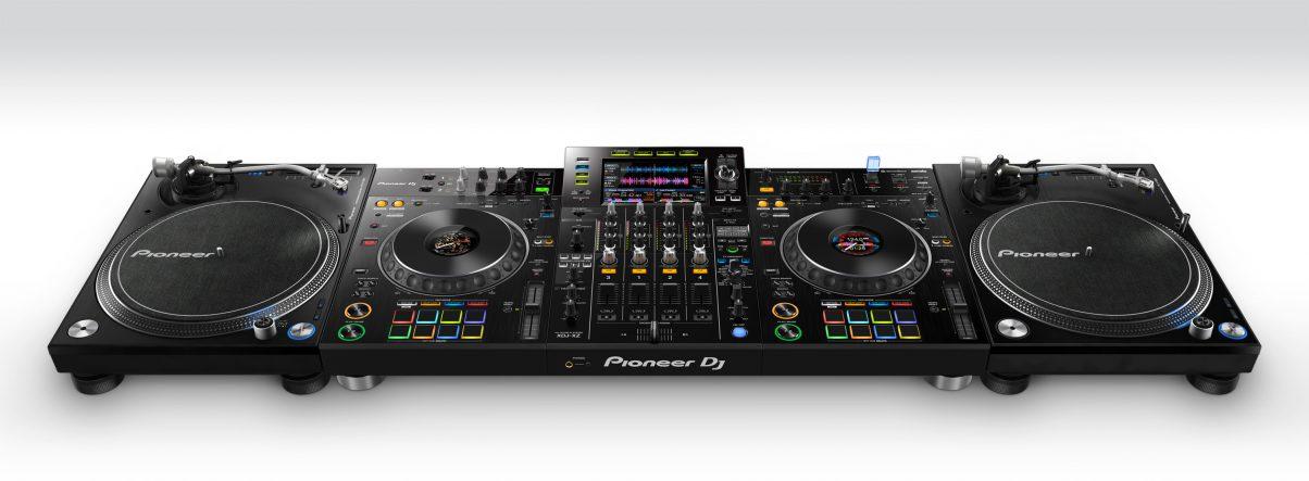 Pioneer Pro DJ - XDJ-XZ