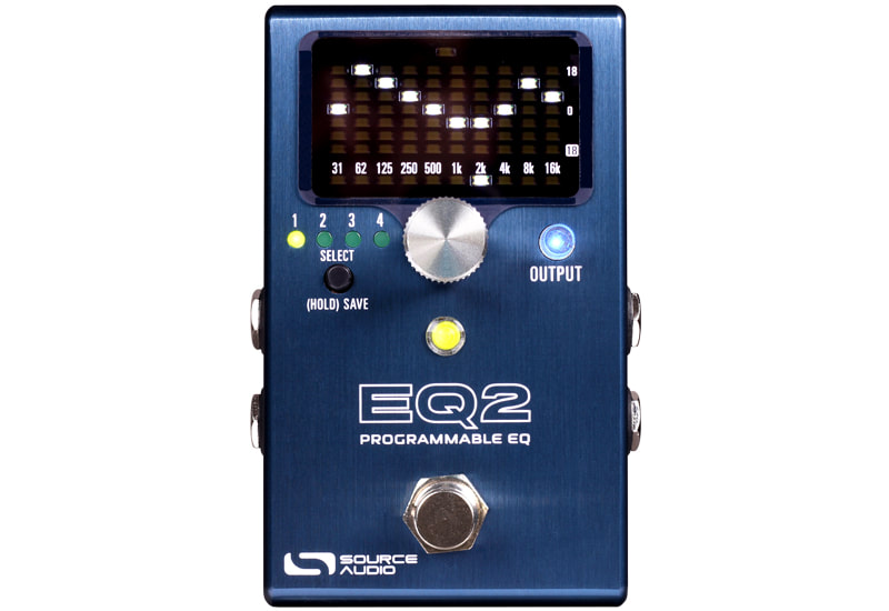 Source Audio - Programmable EQ2