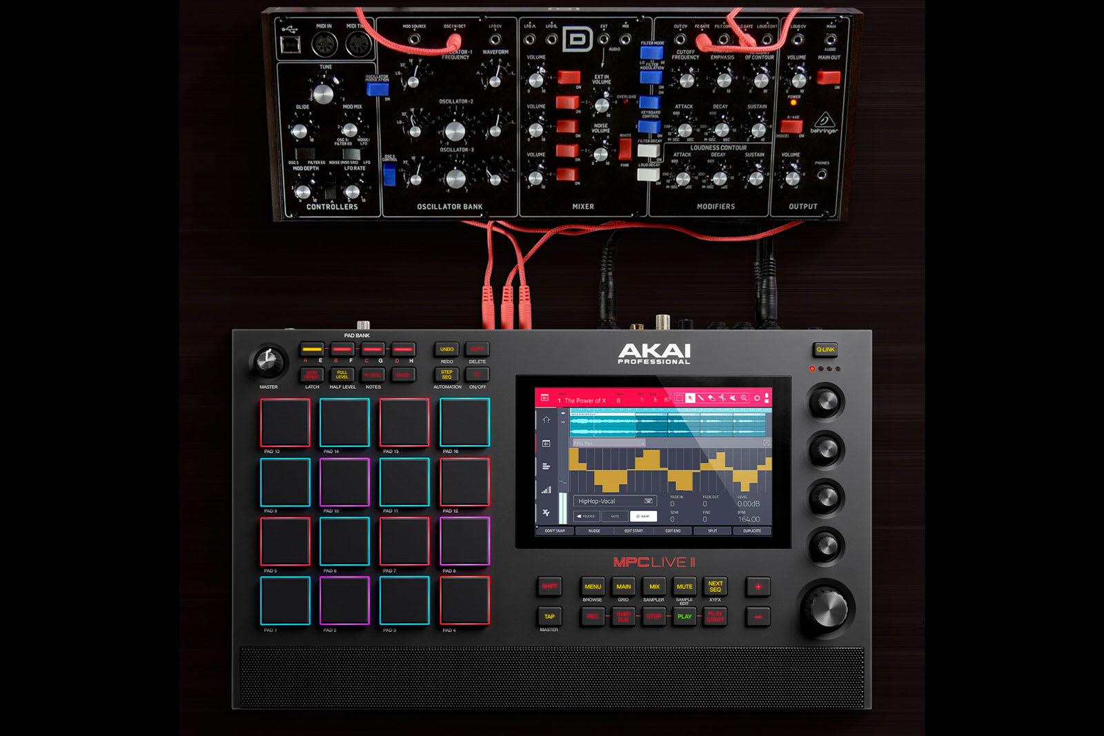 AKAI - MPC Live II