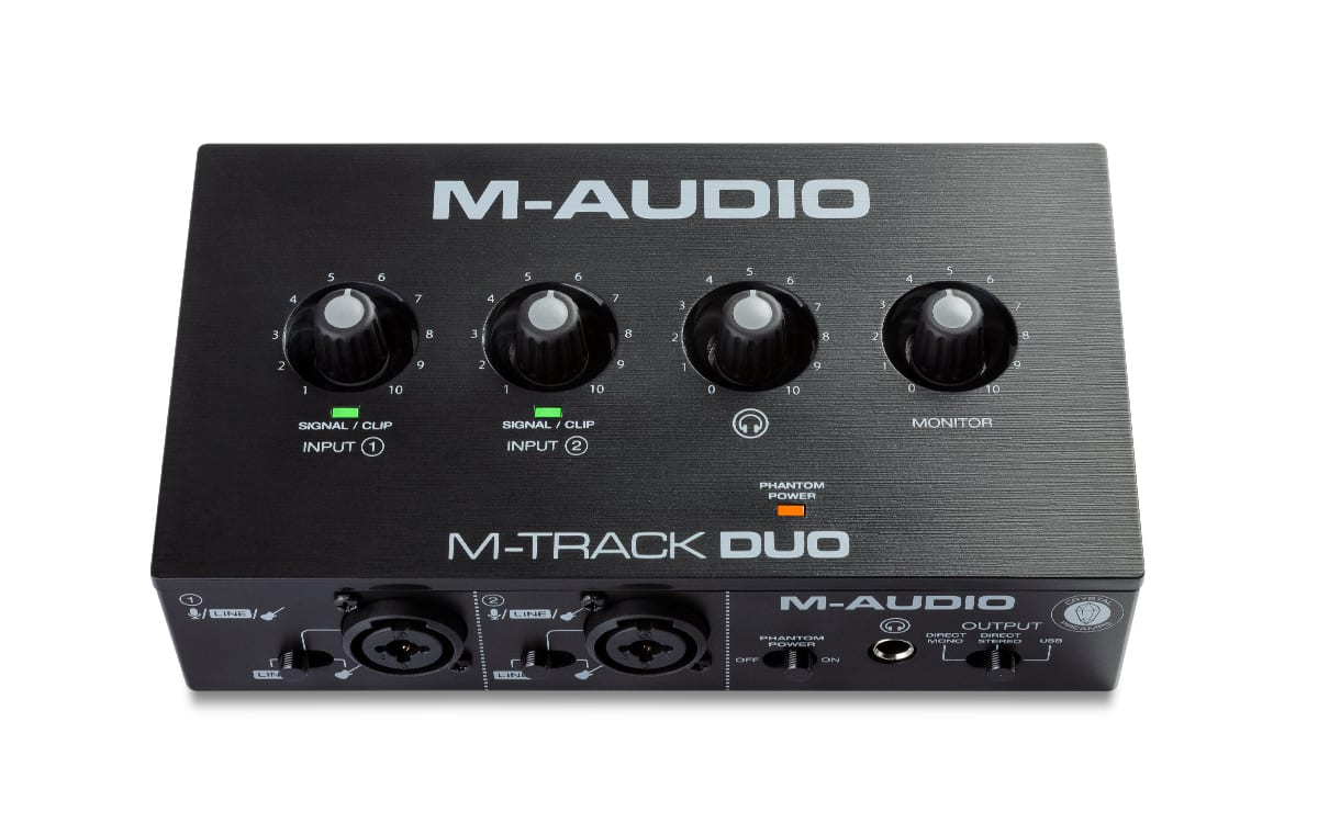 M-Audio - M-Track Duo (2020)