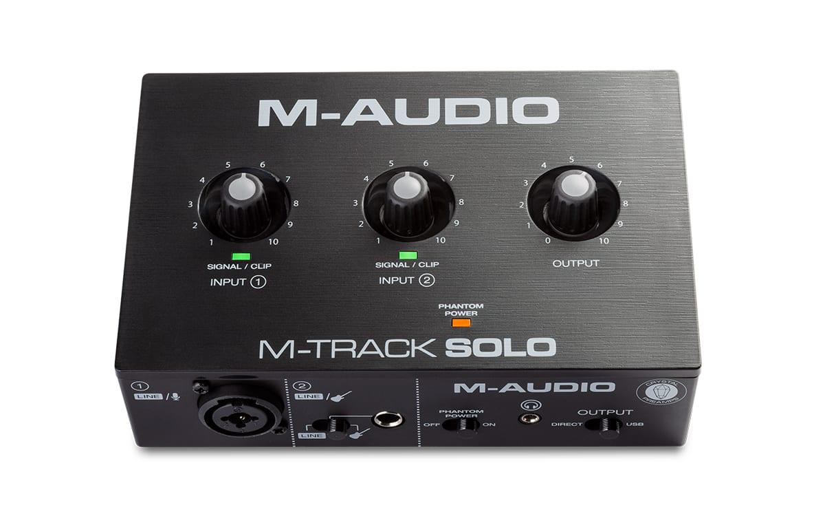 M-Audio - M-Track Solo (2020)