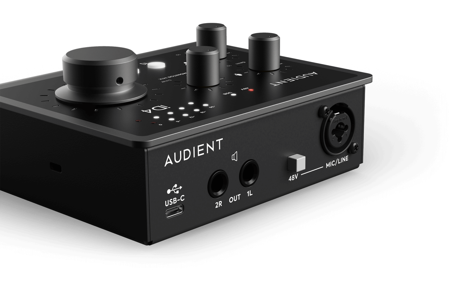 Audient - iD4 MKII