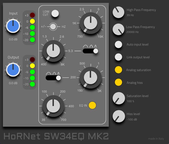HoRNet Plugins - SW34EQ MK2