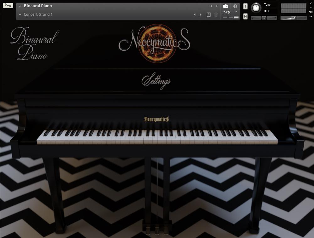 N/A - Binaural Piano