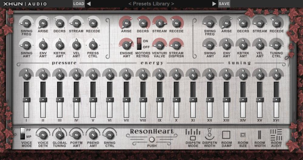 Xhun Audio - ResonHeart