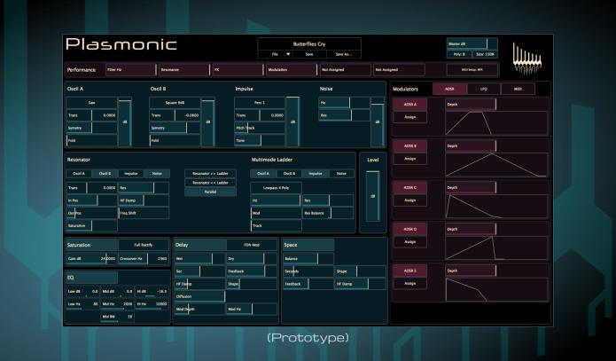 N/A - Plasmonic