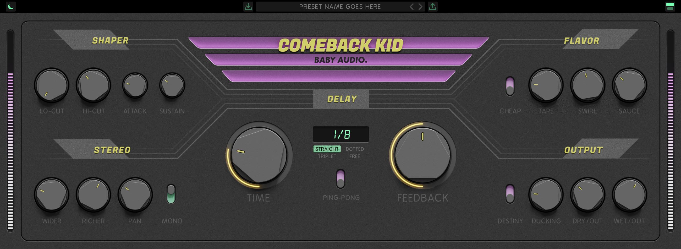 N/A - Comeback Kid