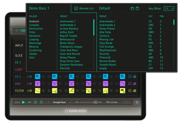 Sugar Bytes - Looperator for iPad