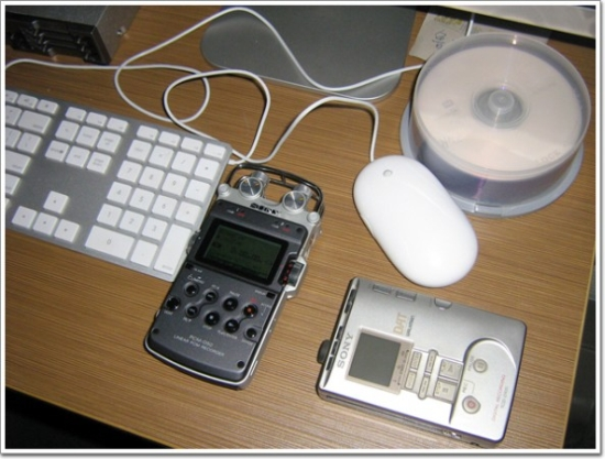 sony pcm-d50掌上录音机试用随笔
