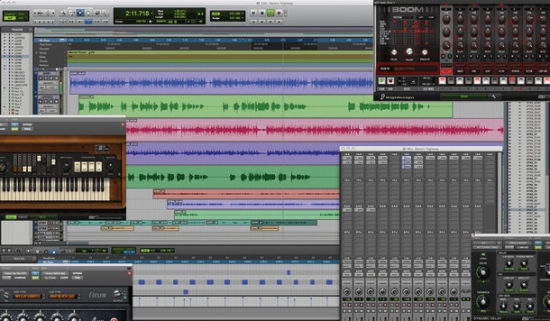 Pro Tools 贴唱翻唱混音教程