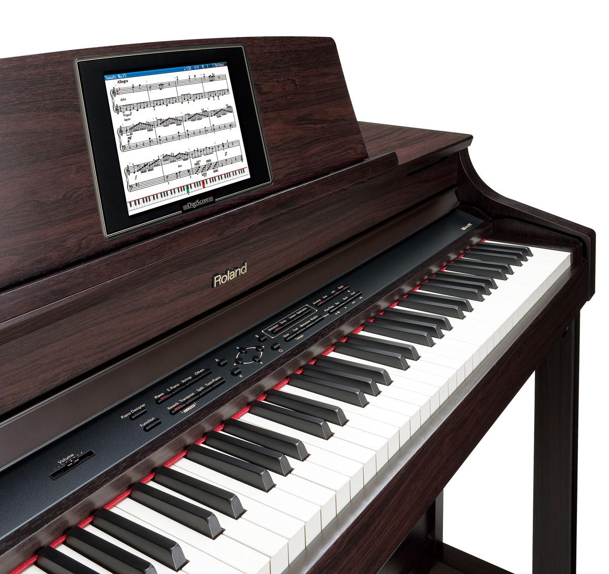 hpi-7f 电钢琴图片