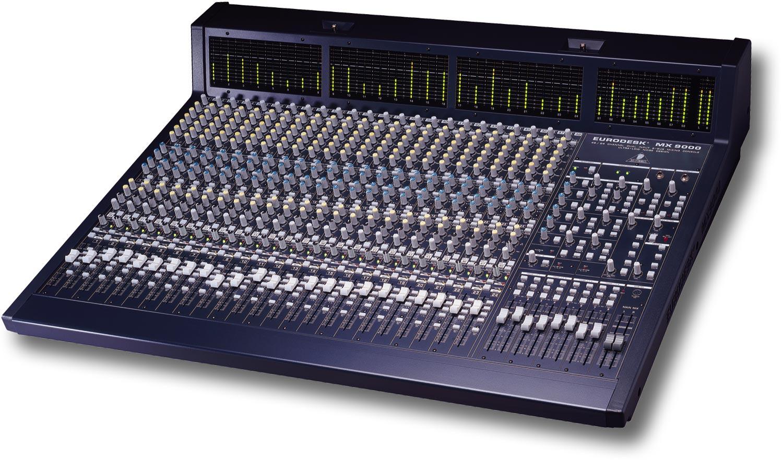 mx-602调音台接线图