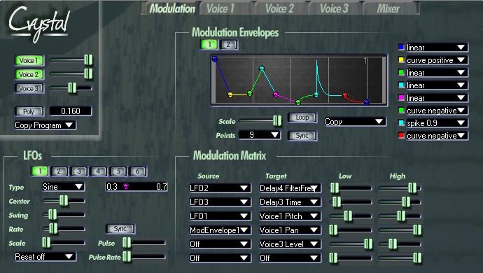 Green Oak - Crystal - midifan:我们关注电脑音乐